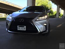 lexus rx 350 vs infiniti qx60 full review of the 2016 lexus rx350 txgarage