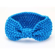 crochet hair bands aliexpress buy baby autumn crochet bow headbands