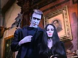 Munsters Halloween Costumes Munsters Pilot Aired