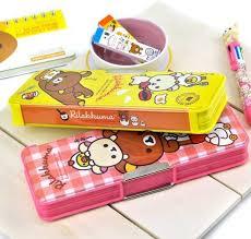 pencil boxes rilakkuma kitchen delight pencil box pencil box