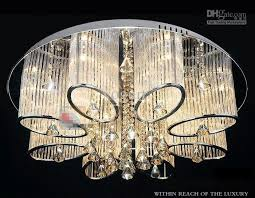 Chandeliers For Living Room Stylish Chandelier Ceiling Lights New K9 Crystal Spiral Chandelier