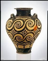 Minoan Octopus Vase Archaeology Of The Minoan Cemetery At Pacheia Ammos Crete