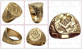 seal rings design images Gold signet ring mens jewellery buy simple gold rings jewellery jpg