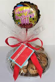 balloon and cookie delivery birthday cookies tonight fresh baked cookies delivered right to