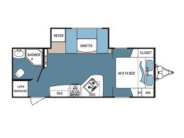 Thor Rv Floor Plans by 2017 Thor Industires Dutchmen Denali 2371rb Glenpool Ok