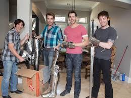 Property Brothers Cast Jonathan Drew Scott Hgtv S The Property Brothers San Jose