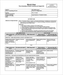 Goals And Objectives Template Excel Plan Template 110 Free Word Excel Pdf Documents Free