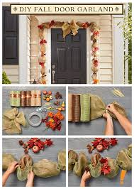 25 unique fall door decorations ideas on fall door