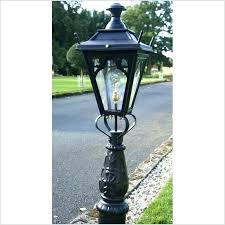 matching outdoor wall and post lights light posts for driveway we have two matching exterior lights