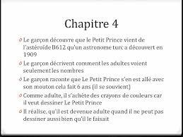 le petit prince au bureau résumé des chapitres le petit prince ppt télécharger