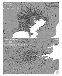 map size comparison the power of comparison just how big is it spatial ly