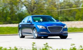 hyundai genesis 5 0 2015 hyundai genesis 5 0 test review car and driver