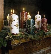 decorating homes for gothic christmas