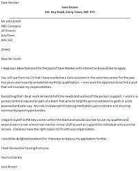 Personal Carer Resume Cover Letter Carer Job Application Huanyii Com