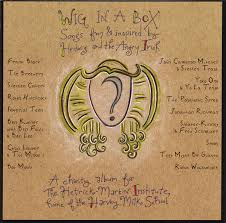 Box Songs Various Wig In A Box Songs From And Inspired By Hedwig And The
