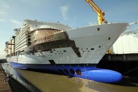 royal caribbean international u0027s harmony of the seas completes next
