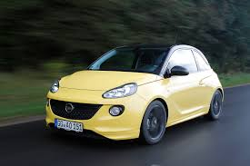 opel yellow vauxhall adam 1 4 slam review autocar