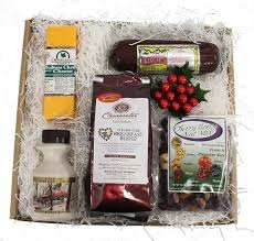 Cheese And Sausage Gift Baskets Cheese U0026 Sausage Assortment Gift Baskets Northern Harvest Gift