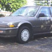 1989 honda accord engine used blue 1989 honda accord lxi 4 door sedan 120hp 2 0l engine
