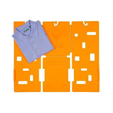 miraclefold laundry and clothes folder in orange walmart com
