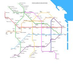 La Subway Map Urbanrail Net U003e South America U003e Argentina U003e Buenos Aires Subte Metro