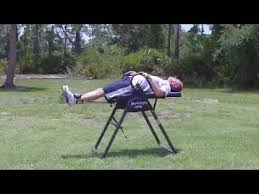 tilt table for back pain how to use an inversion table relieve your back pain the basics