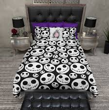 inspired bedding skellington inspired bedding ink and rags