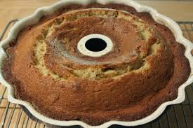 lisa is cooking brown sugar pound cake