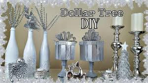 Gift Craft Home Decor by Diy Dollar Tree Gift Box Christmas Home Decor Craft Youtube