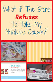 halloween express coupon printable faq about coupons what if the store refuses my printable coupons