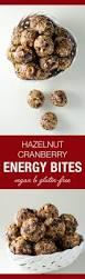 no bake hazelnut cranberry energy bites veggie primer