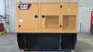 cat 80 kw d80 4 cat c4 4 engine sn e4m04256 115 hrs yr 2007