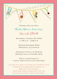 bring a book baby shower baby shower invitation template baby shower invite wording for