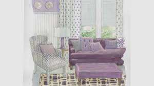 interior decorating tips with a purple color scheme youtube