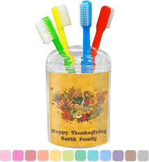 thanksgiving bath towels happy thanksgiving toothbrush holder personalized potty