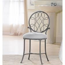 elena vanity stool bathroom vanity chair stools amazon com onsingularity com