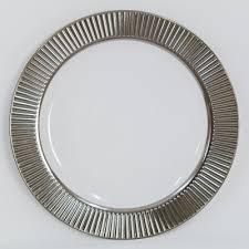 celebration plate ezw7009 ezware dishes celebration silver disposable