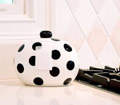 happy everything cookie jar black dot happy everything mini cookie jar retired m lynne