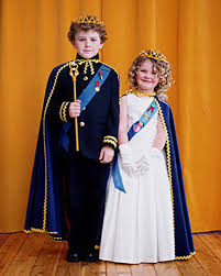 halloween costume with cape his and her royal highness costumes martha stewart