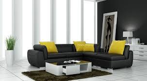 canapé angle cuir noir canapé d angle cuir verone canapé d angle en cuir noir 5 places