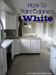 Painting Kitchen Cabinets Blog How To Paint Cabinets White East Coast Creative Blog