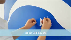 Dolphin Home Decor Cheap Home Decor Ideas Unique Wall Painting Ideas Nopenmural