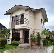 Design Small House Modern Zen Cm Builders Inc Philippines Home Ideas