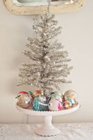 Pastel Blue Christmas Decorations by 658 Best Diy Vintage Christmas Images On Pinterest Vintage