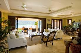 british colonial furniture living room tropical with caribbean
