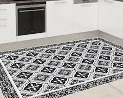 Aztec Kitchen Rug Floor Mat Etsy