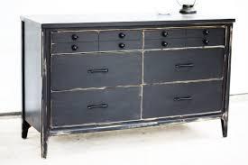 beautiful distressed dresser on black distressed buffet dresser