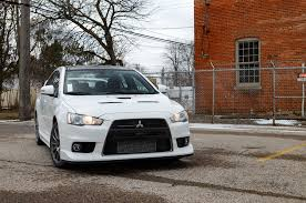 mitsubishi evo 2016 white 2015 mitsubishi lancer evolution final edition first drive review