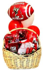 football gift baskets alabama football gift basket gourmet gift baskets with licensed