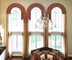 window drapery ideas arched window treatment ideas arched window treatments google search